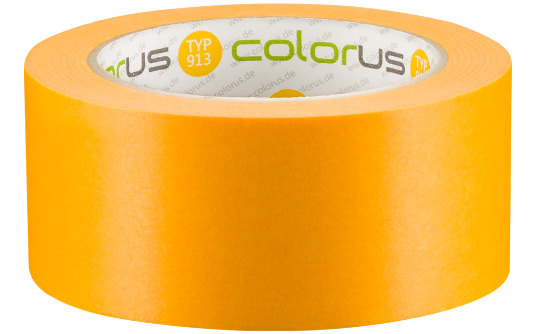 Colorus Fineline Gold CLASSIC Soft Tape 50m 50mm 50mm