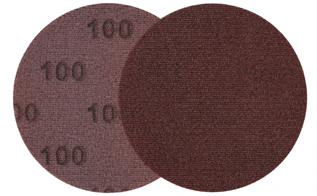 Colorus Klett Fein-Schleifscheibe PLUS für Rundschleifer Ø 150mm Aluminiumoxid P100 P100