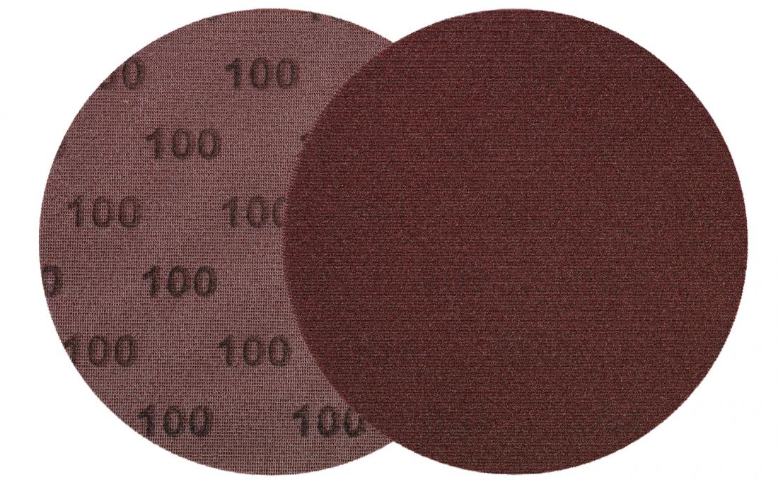 Colorus Klett Fein-Schleifscheibe PLUS für Rundschleifer Ø 225mm Aluminiumoxid  P100 P100