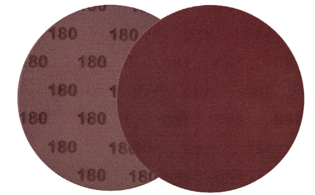 Colorus Klett Fein-Schleifscheibe PLUS für Rundschleifer Ø 225mm Aluminiumoxid  P180 P180