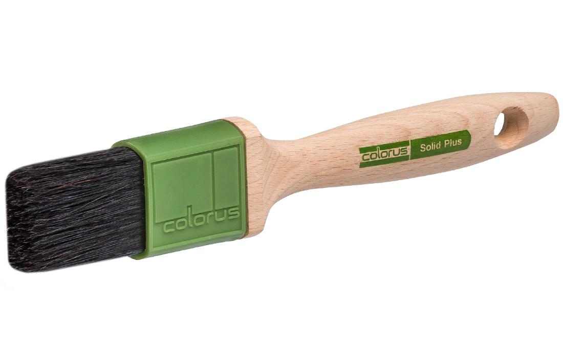 Colorus Solid PLUS Flachpinsel 12.Stärke 90% Tops