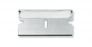 10 x Ersatzklingen für Glasschaber 40mm Metall