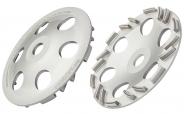 Colorus Diamantschleifteller Thermo silber 180mm (Vergleichstyp Flex* 359386)