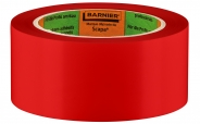 Barnier 6099 Metallband rot glatt 50mm x 30m