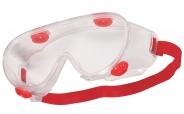 Vollsichtschutzbrille mit Anti-Beschlag