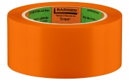 Barnier 6095 orange Winter Putzerband glatt 50mm x 33m
