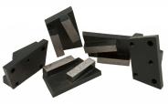 Colorus Beton Diamant Schleifschuh Set PLUS 5 teilig für Eibenstock EBS 235.1