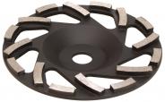 Colorus Diamanttopfscheibe Universal 150mm schwarz für Hilti* DG 150