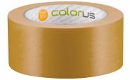 Colorus Feinkrepp CLASSIC Klebeband beige 60° 50m 48mm 48mm