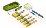 Colorus LASUR SPAR Set 30 teilig für Lasuren und Holzöle aller Art