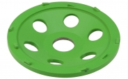 Colorus PKD Topfscheiben Schleifteller 126mm (Vergleichstyp Festool* RG-130-E)