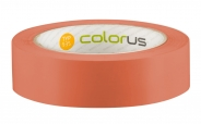 Colorus Putzerband CLASSIC orange glatt 60° 33m 30mm 30mm