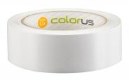 Colorus Putzerband CLASSIC weiß glatt 60° 33m 38mm 38mm