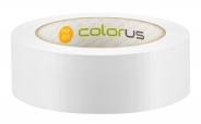 Colorus Putzerband CLASSIC weiß quergerillt 60° 33m 38mm 38mm