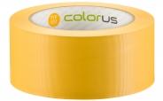 Colorus Putzerband PLUS gelb quergerillt 60° 33m 50mm 50mm
