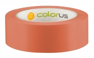 Colorus Putzerband PLUS orange glatt 60° 33m 38mm 38mm