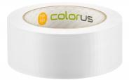 Colorus Putzerband PLUS weiß quergerillt 60° 33m