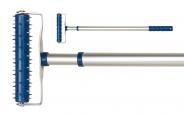 Colorus Tapeten Stachelwalze CLASSIC 15cm mit Teleskopgriff