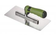 Colorus Venezianer Glättekelle PLUS Edelstahl 2K Comfort Griff 24 x 11cm