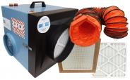 Premium Luftreiniger SES 1800 Set