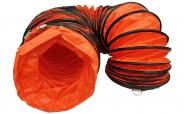 SES1800 Luftreiniger PVC Schlauch Spira Flex 250mm x 6m