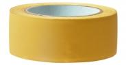 Colorus Putzerband PLUS gelb quergerillt 60° 50m