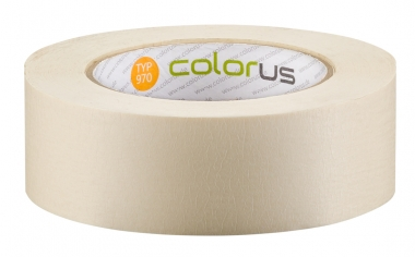 Colorus Feinkrepp PLUS Klebeband 90° 50m 38mm 38mm