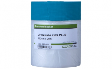 Colorus Gipser Masker Tape PLUS UV Gewebe extra stark