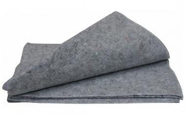Colorus Vlies Packdecke grau 150 x 200cm