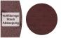 Colorus Klett Fein-Schleifscheibe PLUS für Rundschleifer Ø 150mm Aluminiumoxid  - 1