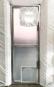 Premium Alu Pendel Staubschutztüre AUTO CLOSE für alle Standard Türen  - 2