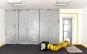 Premium Staubschutzwand 1,5m ERWEITERUNSMODUL bis 3,75m Deckenhöhe  - 2